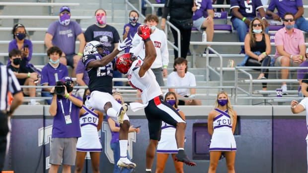 Eagles picked CB Zech McPhearson from Texas Tech in fourth round of 2021 NFL Draft