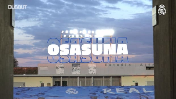 Behind The Scenes: Real Madrid victory over Osasuna