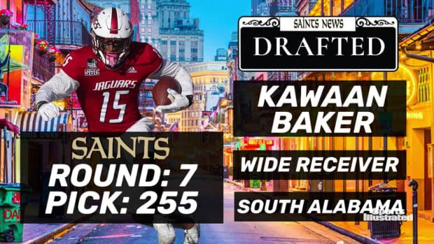 Draft Video Kawaan Baker