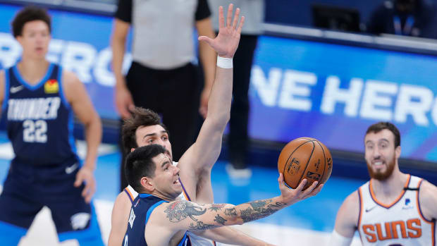 Gabriel Deck, Phoenix Suns