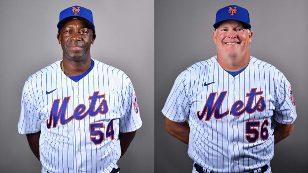 The Mets fired hitting coaches Chili Davis and Tom Slater