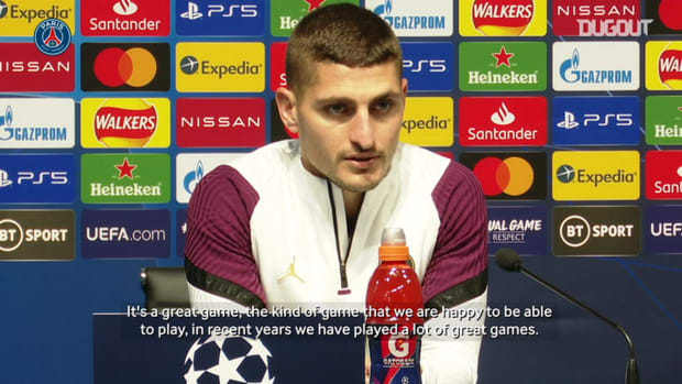Verratti: ' We have to give the maximum'
