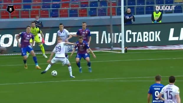Best goals of week 28 in the Russian Premier League