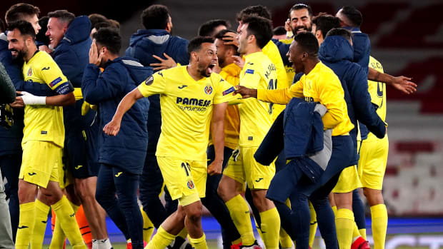 Villarreal reaches the Europa League final
