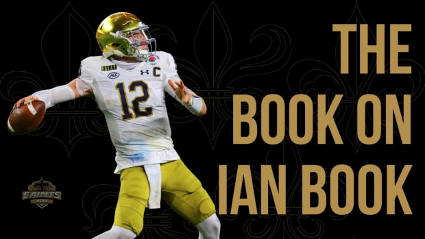 Book on Ian Book