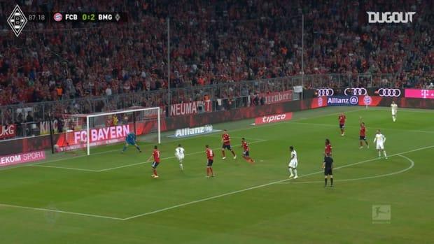 Borussia Mönchengladbach's best away goals vs Bayern München