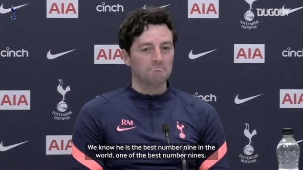Mason: 'We know Kane is the best number nine in the world'