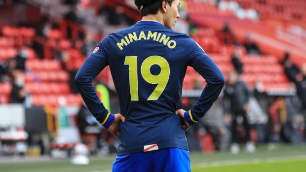 Takumi Minamino Southampton
