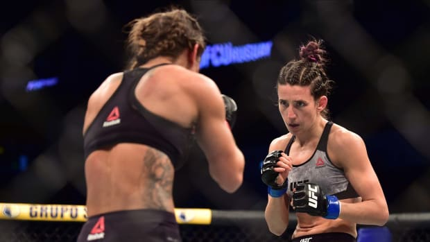 UFC MMA Marina Rodriguez