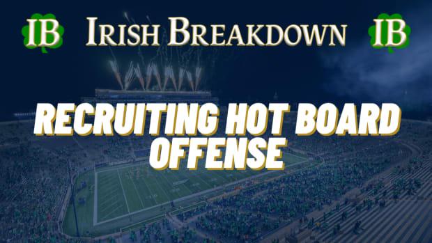 Recruiting Hot Board - Offense