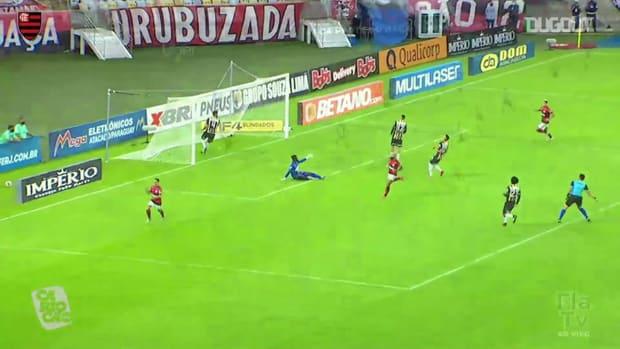 Flamengo's win Volta Redonda and advances to the final of the 2021 State Championship