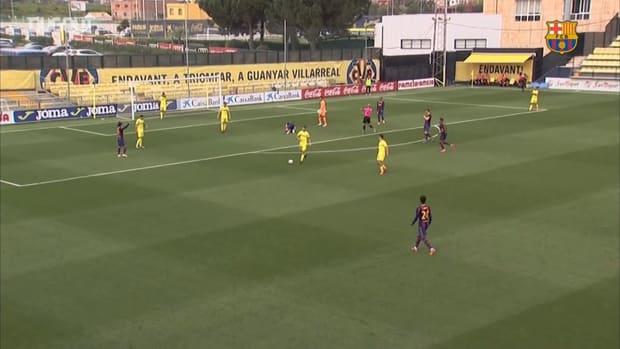 Highlights: Villarreal B 3-4 Barça B
