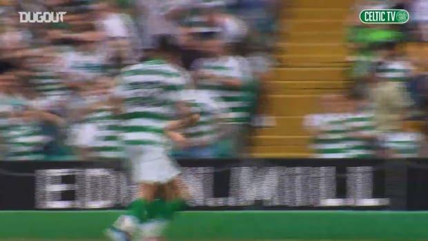 Ryan Christie hat-trick helps Celtic thrash St Johnstone