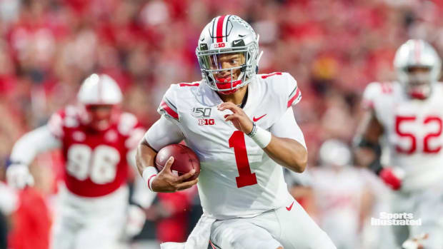 Justin Fields Has Adjusted in the Past