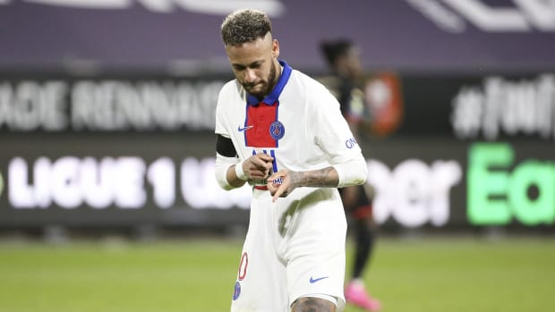 Neymar-PSG-Extension