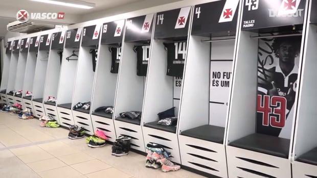 Behind the scenes of Vasco's victory vs Madureira
