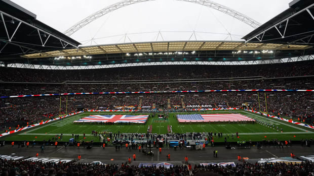 Overview before Jaguars play the Texans in England