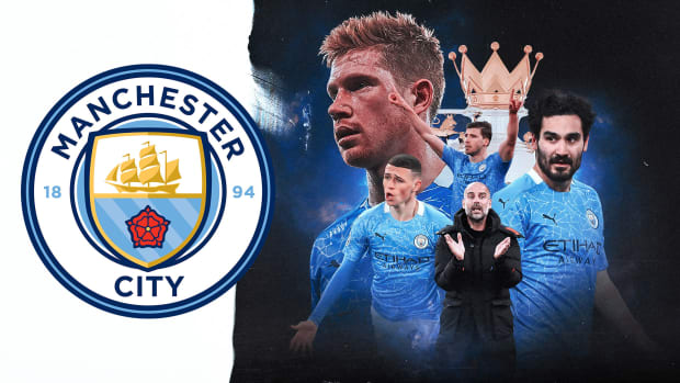 Manchester City wins the Premier League title