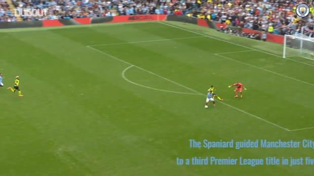 Pep Guardiola's Premier League hat-trick