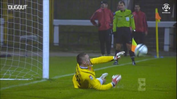 Lukasz Skorupski's best moments at Ekstraklasa