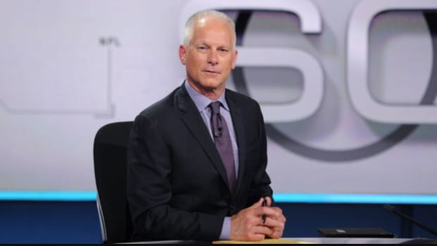 ESPN's Kenny Mayne