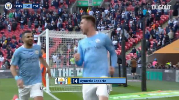 Laporte's winner in the EFL Cup Final