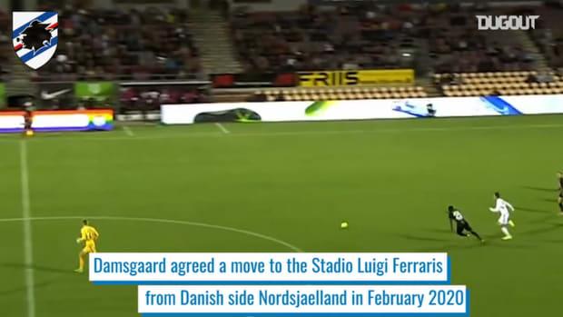 Sampdoria's worthwhile wait for Mikkel Damsgaard