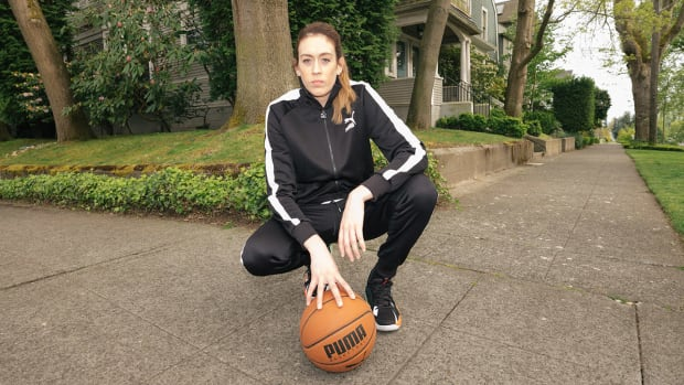 Seattle Storm star Breanna Stewart