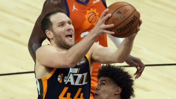 Utah Jazz Bojan Bogdanovic
