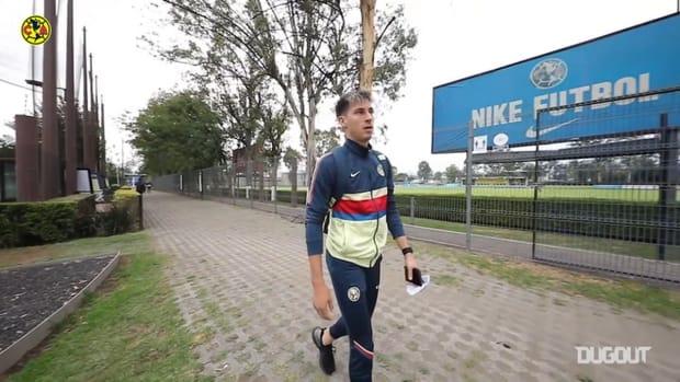 Club América travel to Pachuca for quarter-finals first leg
