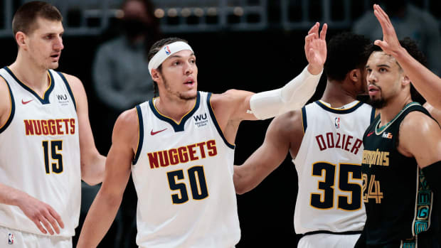 Denver Nuggets Aaron Gordon