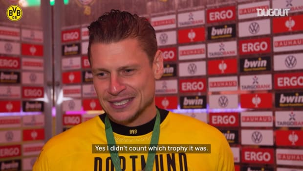 Łukasz Piszczek: 'I will remember this for the rest of my life'