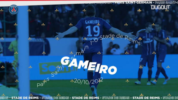 PSG's best home goals against Reims