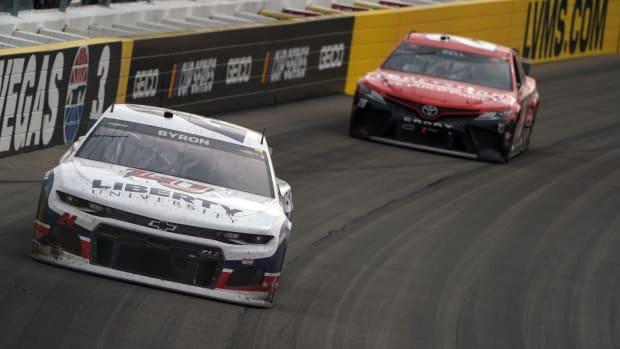 NASCAR William Byron