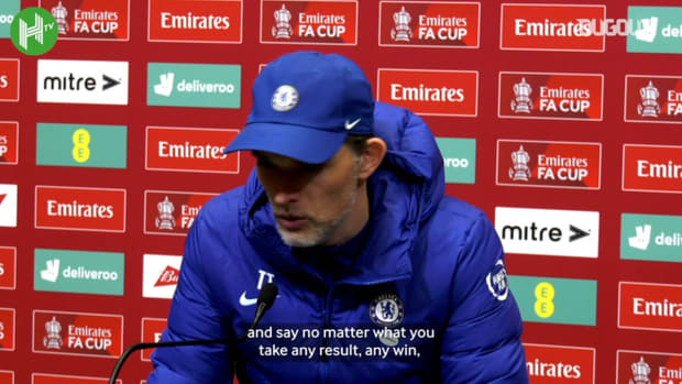 Tuchel: 'There is no team that never loses'