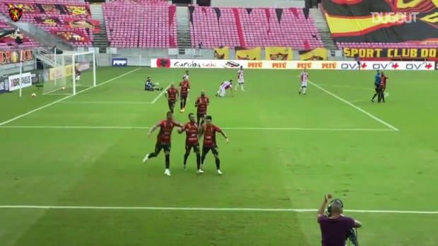 Sport Recife draw against Náutico at Iha do Retiro