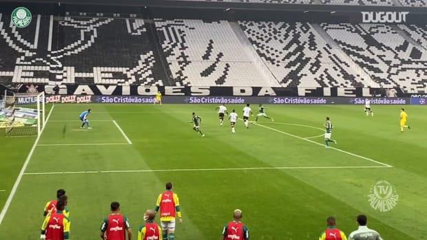 King of the Derby! Luiz Adriano's goals vs Corinthians
