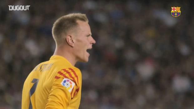 Marc-André ter Stegen's Best Saves For FC Barcelona