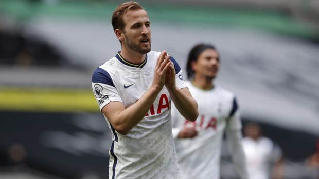 Harry Kane after Spurs match vs. Wolves