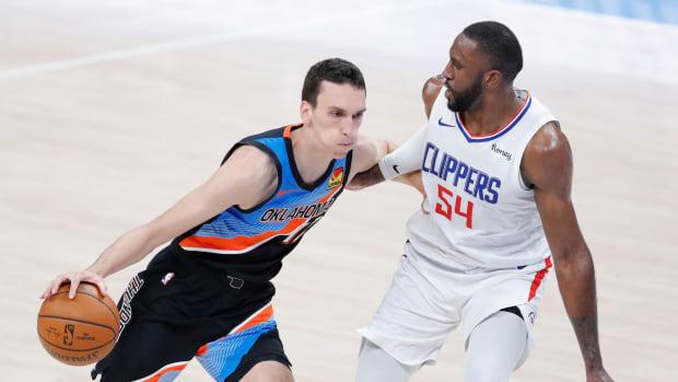 Aleksej Pokusevski, Patrick Patterson, LA Clippers