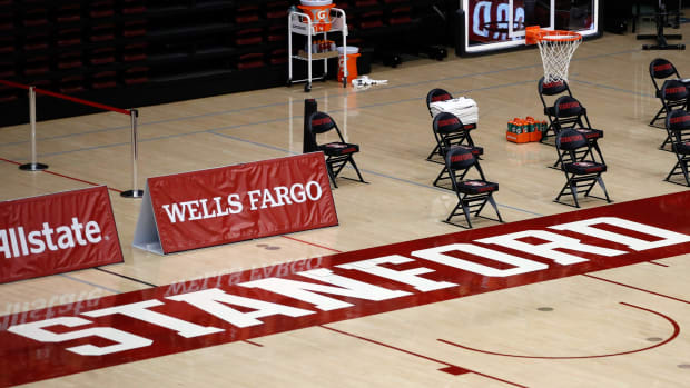 Stanford gymnasium