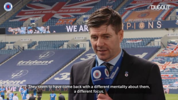 Gerrard: This club has been to hell and back