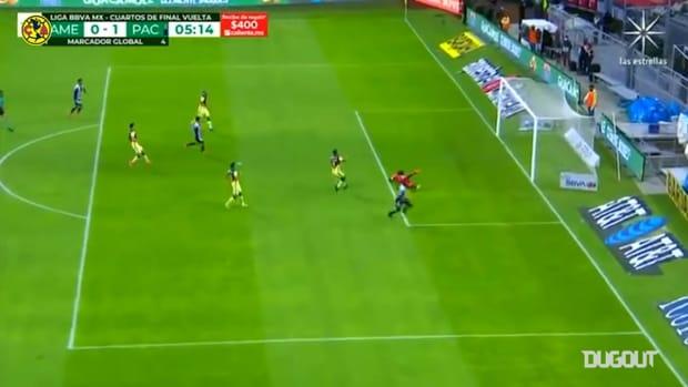 Club América's thrilling second leg against Pachuca