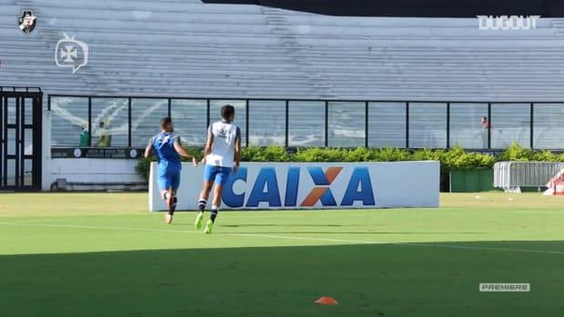 Henrique's Vasco moments