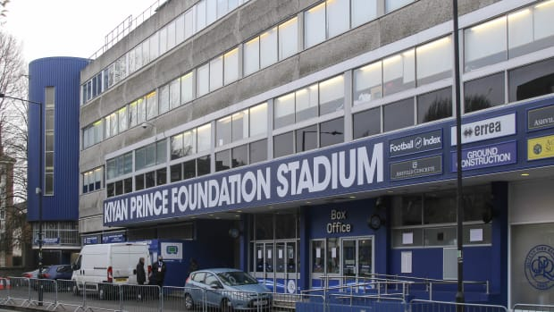 QPR's stadium named after Kiyan Prince.