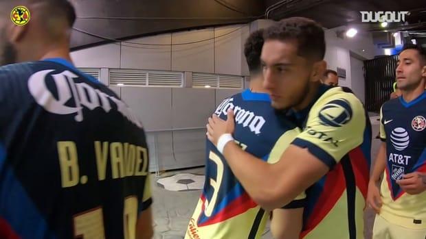 Behind the scenes: América's second leg vs Pachuca
