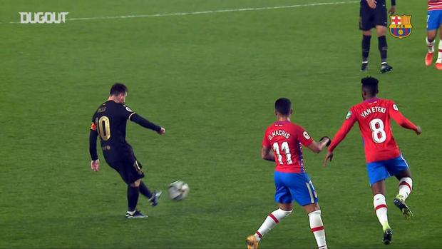 Antoine Griezmann's best 20/21 Copa del Rey goals