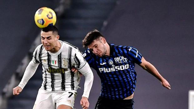 Atalanta and Juventus meet in the Coppa Italia final