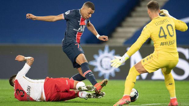 Monaco faces PSG for the Coupe de France title