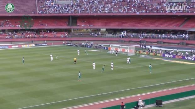 Palmeiras' top five goals against São Paulo